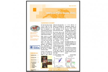 Newsletter  May 2014