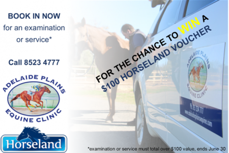 WIN a $100 Horseland Voucher